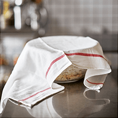 kitchen tea towel dish rag for Phoenix bakery