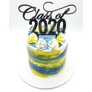 Graduation Cake for Class of 2020
