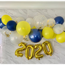 Load image into Gallery viewer, Graduation Cake & Balloon Arch