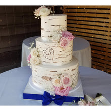 Load image into Gallery viewer, Three Tier Birchwood Cake