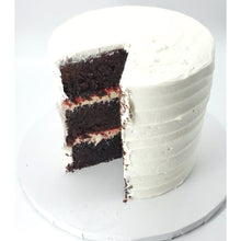 Load image into Gallery viewer, sliced white cake 6 inch