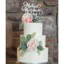 Load image into Gallery viewer, Wedding Facet Cake - Cake