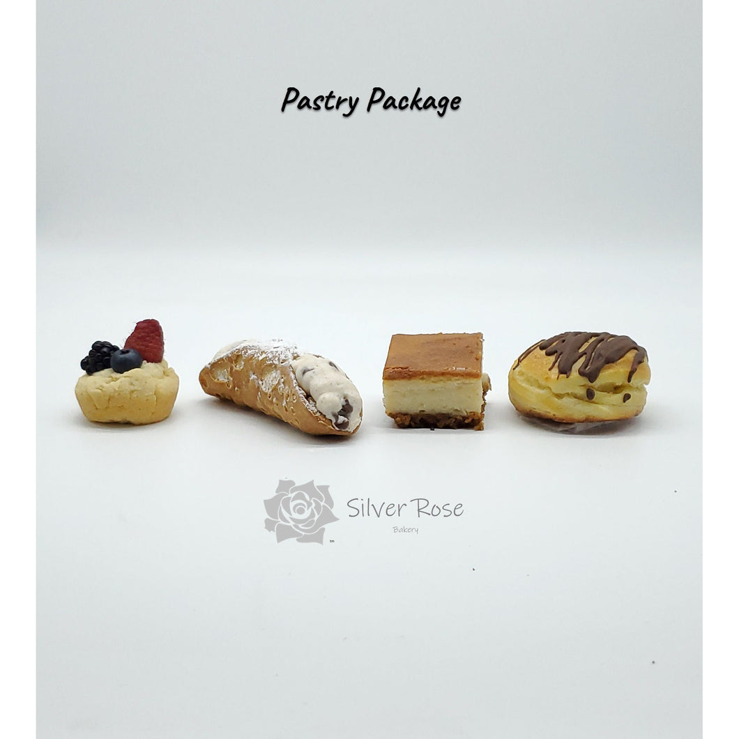 Pastry Package, 30 or more guests