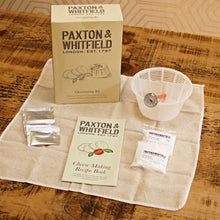 Load image into Gallery viewer, Paxton & Whitfield Cheese Making Kit