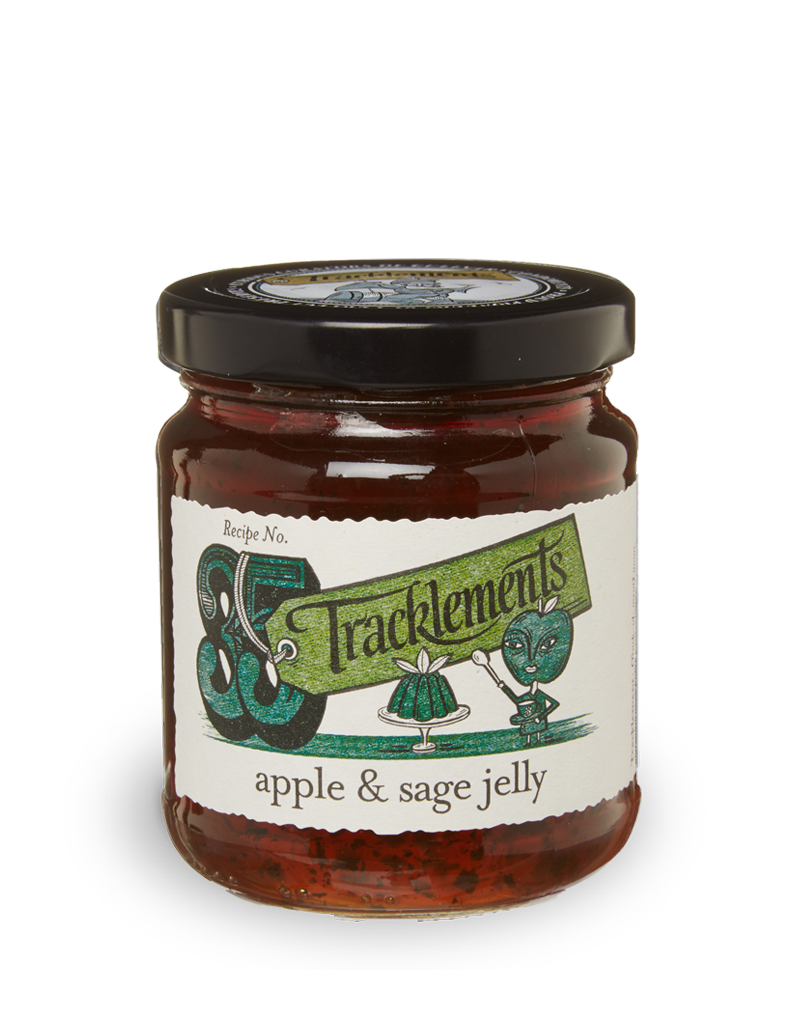 Tracklements Apple & Sage Jelly