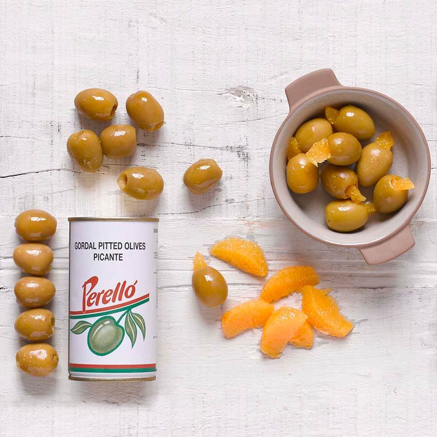 Perello Pitted Olives