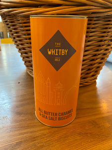 Whitby Deli All Butter Caramel & Sea Salt Biscuit Drum