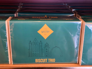 Whitby Deli Biscuit Trio Gift Box