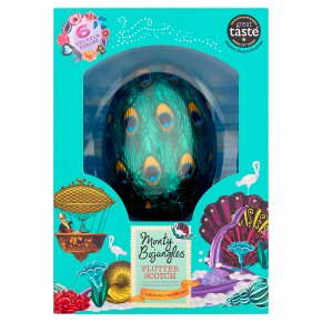 Monty Bojnagles Flutter Scotch Easter egg