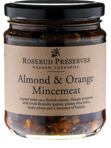 Almond & Orange Mincemeat - Rosebud Preserves