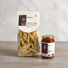 Load image into Gallery viewer, Organic Penne Rigate Pasta - Seggiano