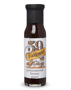 Tracklements Quintessential Brown Sauce