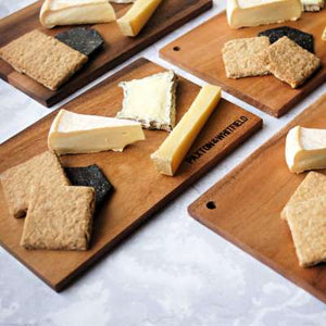 Acacia Cheese Board Set