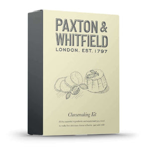 Paxton & Whitfield Cheese Making Kit