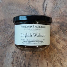 Load image into Gallery viewer, Pickled Walnuts - Rosebud Preserves