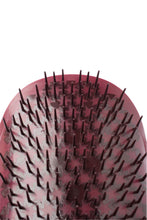 Load image into Gallery viewer, Manta Healthy Hairbrush Burgundy