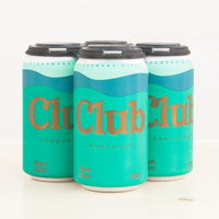 Club Kombucha - Gingembre (4x355ml)