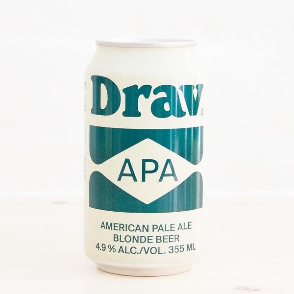 Drav - American Pale Ale (4.9%, 355ml)