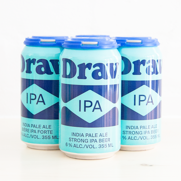 Drav - India Pale Ale (6.0%, 4x355ml)