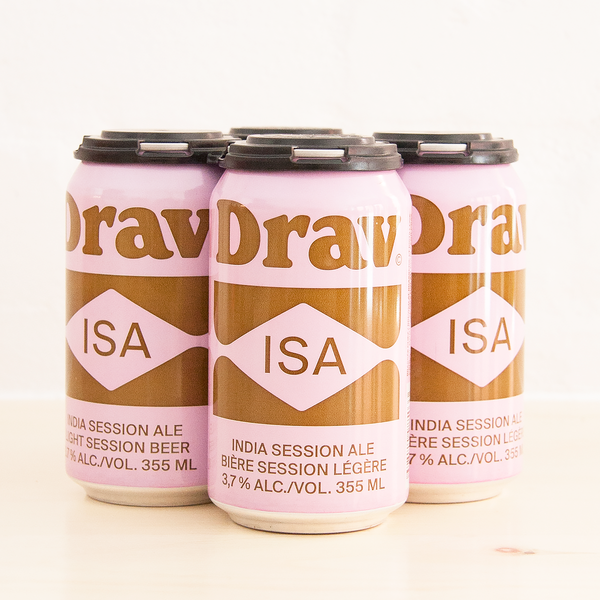 Drav - India Session Ale (3.7% ,4x355ml)