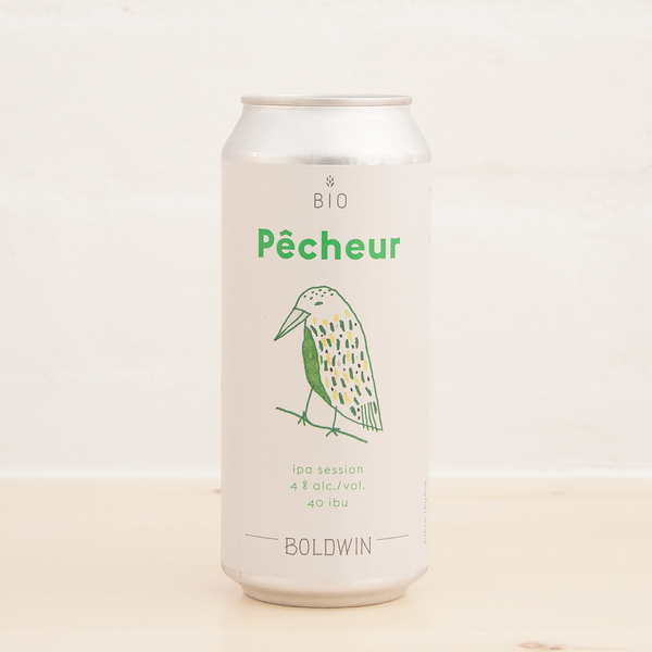 Boldwin - Pêcheur - IPA Session (4.0%, 473ml)