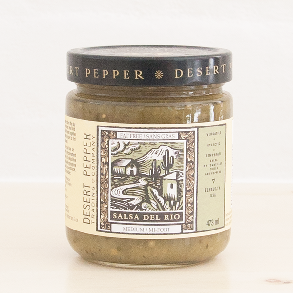 Desert Pepper - Salsa - Verde (473ml)