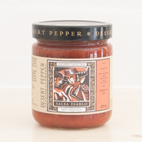Desert Pepper - Salsa - Piquante (473ml)