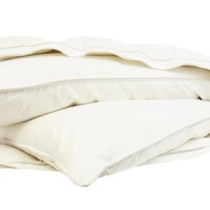 Feather & Down Adjustable Pillow