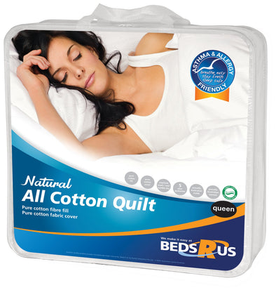 Beds R Us Cotton Quilt