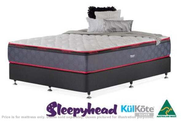 Swisstek Comfort System Scs8 Plush Mattress Beds