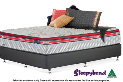 Swisstek Harmonie Plush Mattress Beds