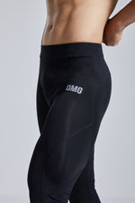Load image into Gallery viewer, OMG® Grid Panel Tights