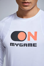 Load image into Gallery viewer, OMG® Game On Long Sleeve