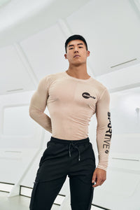 OMG® Long Sleeve Warm-Up T-Shirt
