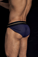 Load image into Gallery viewer, Denim Series Tanga Brief