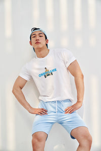 OMG® Casual Graphic T-Shirt