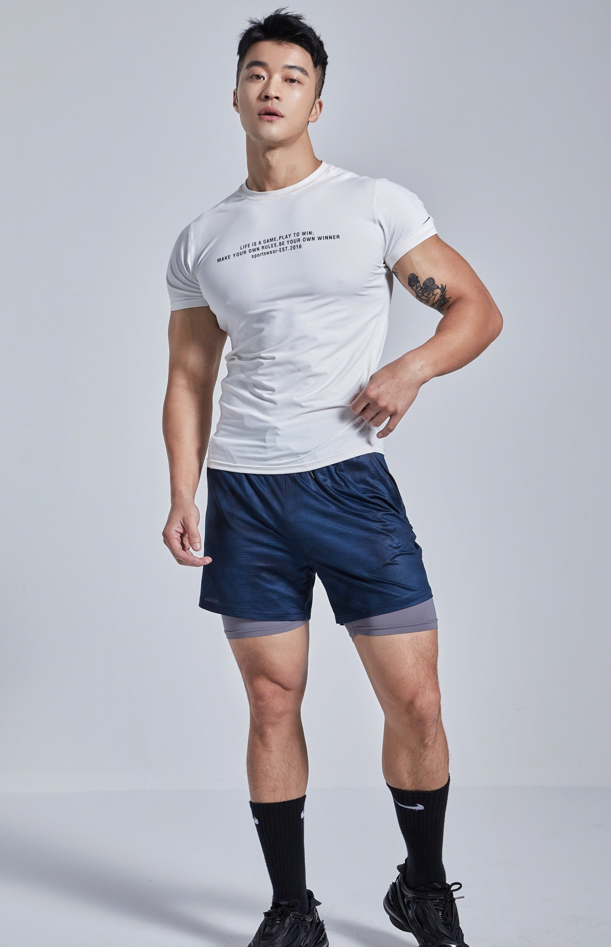 OMG® Functional Fit Shorts