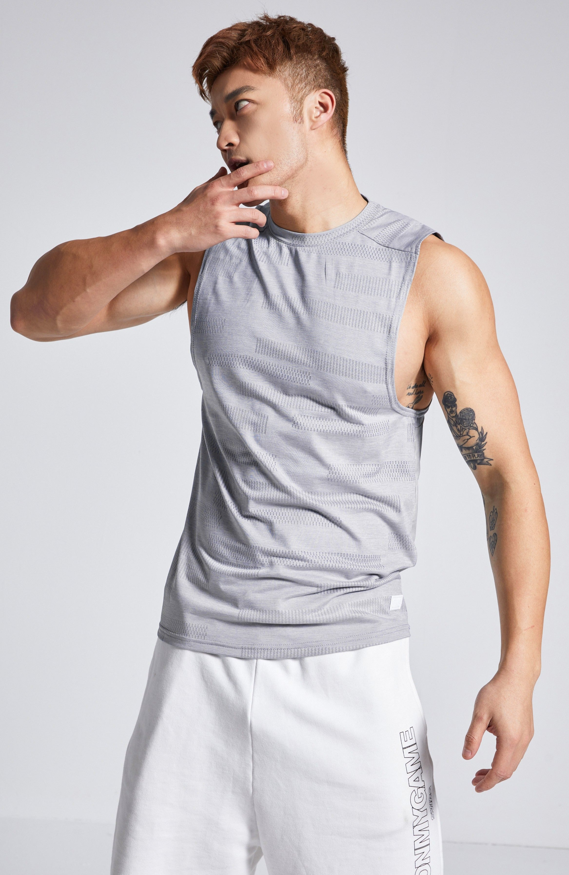 OMG® Mesh Obscure Sleeveless