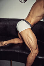 Load image into Gallery viewer, Woods Series White Tanga Brief