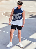 Load image into Gallery viewer, OMG® Swag Colorblock Sleeveless