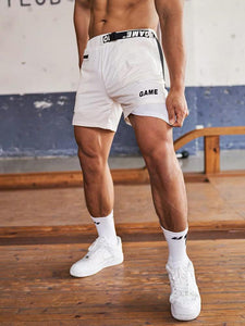 OMG® Belted Fitness Shorts