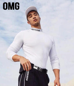 OMG® Long Sleeve Warm-Up