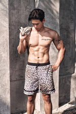 Load image into Gallery viewer, OMG® Leopard Shorts
