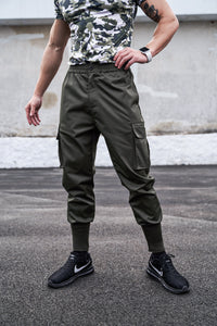 OMG® Tactical Fitness Pants
