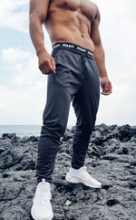 Load image into Gallery viewer, OMG® Drawstring Gym Pants