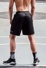 Load image into Gallery viewer, OMG® Sportive Zip-Up Shorts