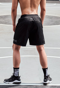 OMG® Sportive Zip-Up Shorts