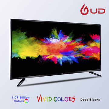 UD 102 cm (40 inches) HD SMART LED TV [1GB/8GB]