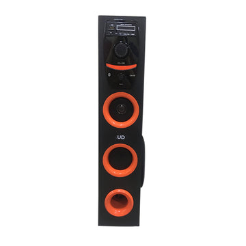 UD SINGLE TOWER 15000 WATT PMPO BLUETOOTH HOME THEATER SPEAKER