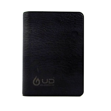 UD Power bank 10400 mAh(UD-P-026) (Leather Diary(Black)